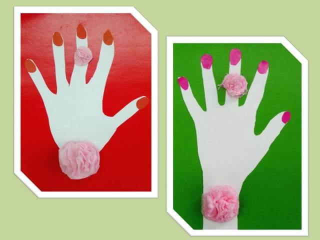 Поделки для мамы своими руками не сложные